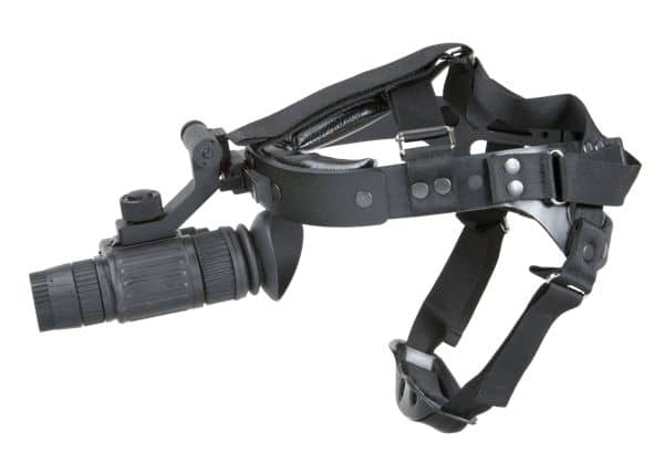 NYX-14 with head mount