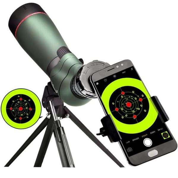 Landove 20-60x 65 spotting scope