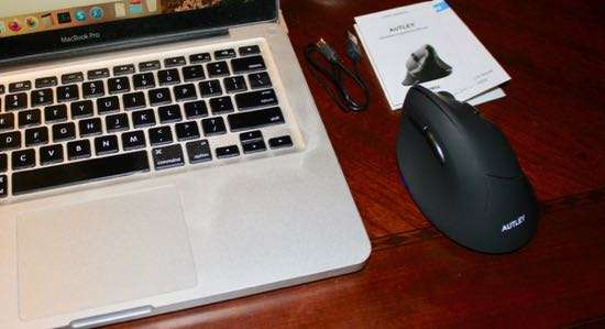 Autley mouse setup
