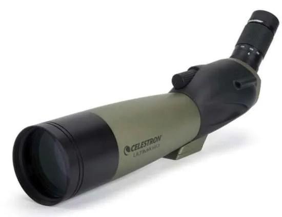 Celestron Ultima angled spotting scope