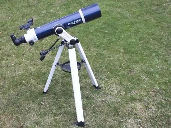 Celestron Omni AZ 102 Refractor Telescope