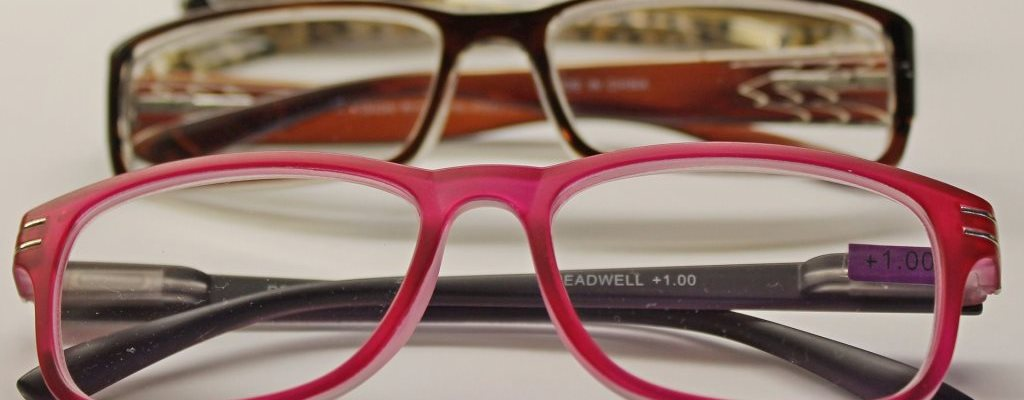 We gave away 16 pairs of spectacles this winter.