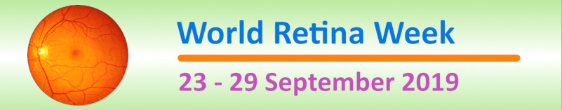 World Retina Week 2019