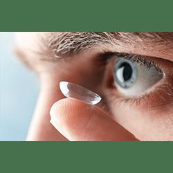 Linsenkontrolle