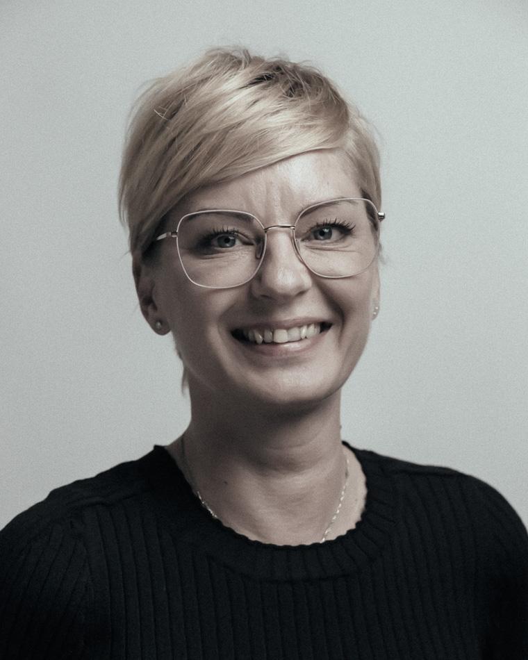 Claudia Wichert Optik am Stauffacher Augenoptik Meisterin