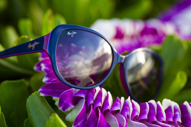 "Foto des Maui Jim Modells ""SWEPT AWAY"""