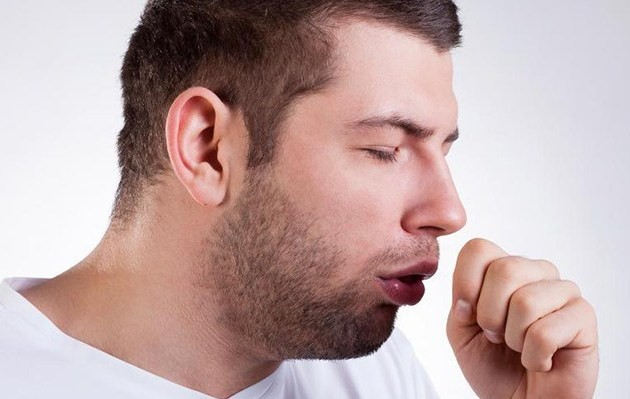 How to quickly cure a dry cough in an adult