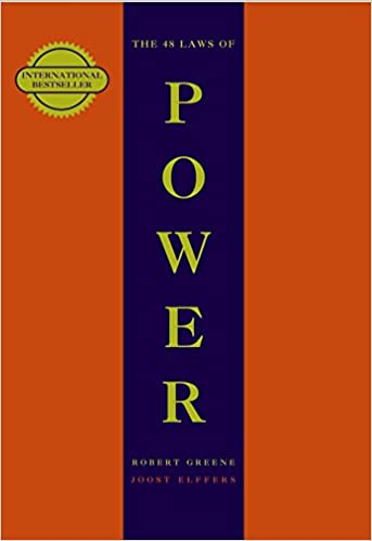 THE 48 LAWS OF POWER BOOK SUMMARY IN ENGLISH