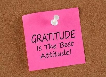 GRATITUDE: 30 POWERFUL GRATITUDE AFFIRMATIONS