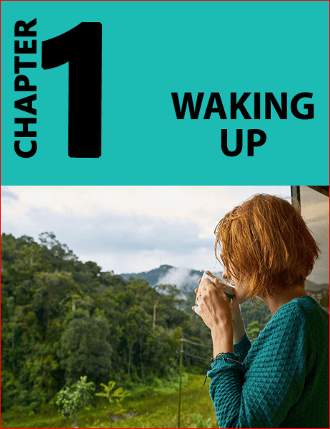 Morning Mastery: Chapter 1-Waking Up