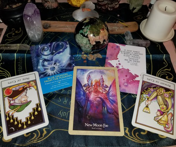 The Week Ahead: Divination for 11/4-11/10 2019
