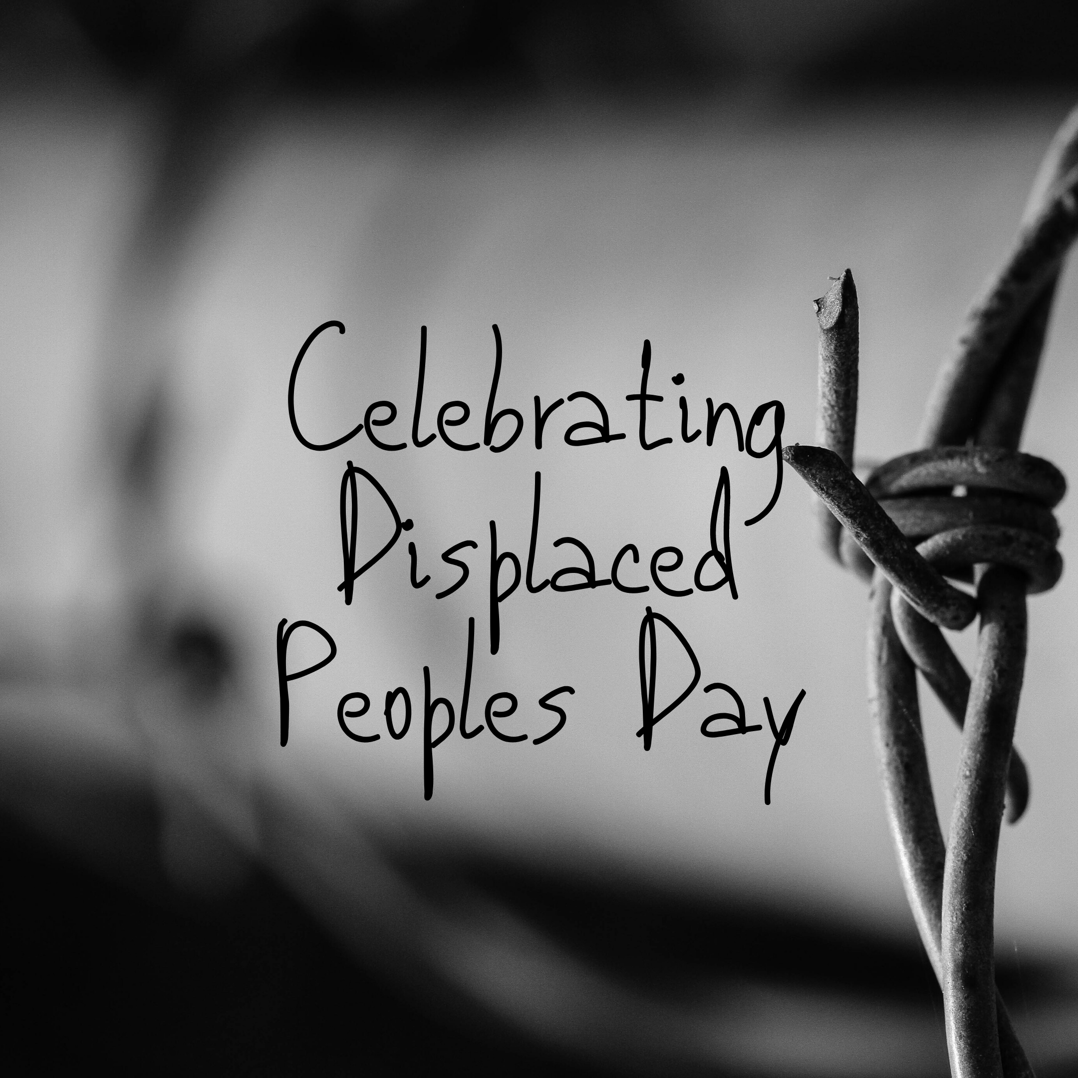 Making My Own Meaning: Displaced Peoples Day