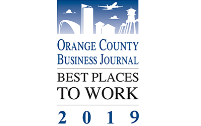 2019 Best Places to Work in Orange County