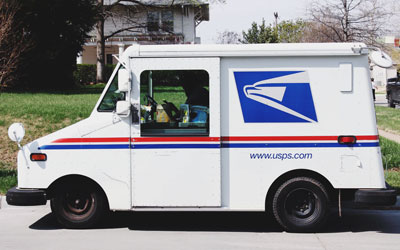 USPS: New Mail Delivery Trucks