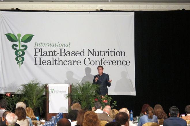 Konferanse i plantebasert ernæring