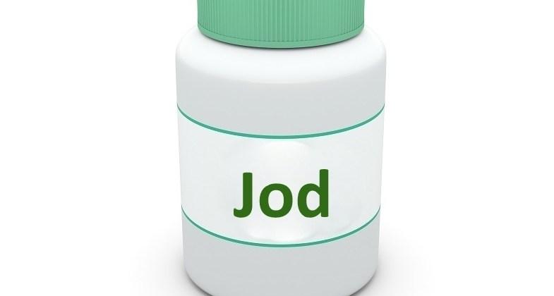Jod - jodmangel