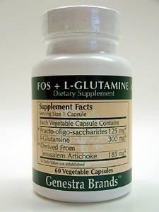 FOS + L-Glutamine