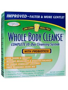 Whole Body Cleanse with Probiotics