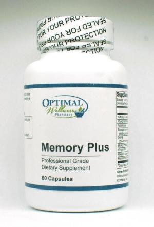 Memory Plus (Enhances Memory Retention and Clarity)