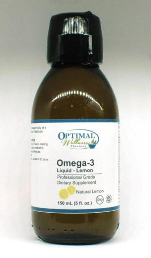 Omega-3 Liquid (Lemon)