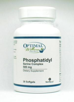 Phosphatidyl Serine Complex (500 mg/ A Multi-functional Brain Nutrient)