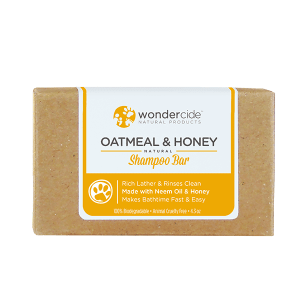 Oatmeal and Honey Shampoo Bar