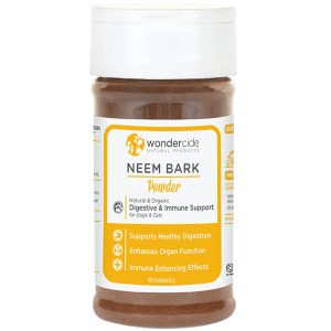 Neem Bark Powder - Dental & Digestive Support for Pets and People