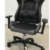 Chaise ZH-2075 Black-Gris