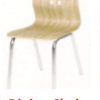 Chaise Dining Chair 06