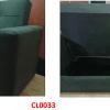 CL0033 Fauteuil Clic Clack, 03 Place,Coffret