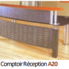 ComptoirRéception A20 800X500X1030