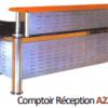 Comptoir Réception A22 1600X650X1030