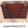 Comptoir Réception DC-18 1.8 ML