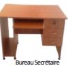 Bureau Secrétaire [140X70X74]+01PC+01PUC+03T BLM0008,
