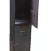 Armoire Métal Vést 02 Comp [180X40X40], Cadnat ALM0035