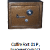 Coffre Fort 01 P, [H40XW50XD35], Ser+Comb, ALM0019,