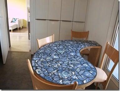 table cuisine sur-mesure
