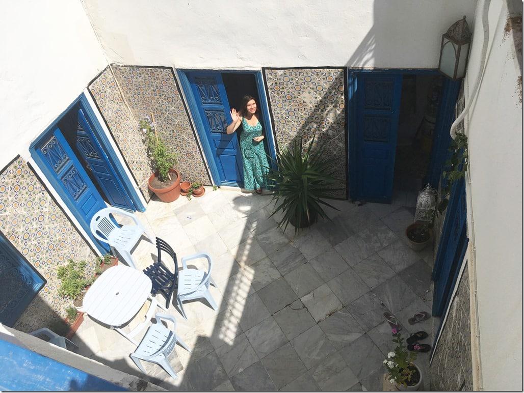 maison avec patio Sidi Bou Saïd - 10