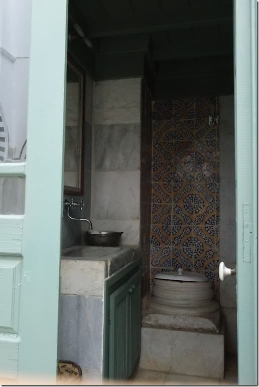 maison avec patio médina de Tunis (2)