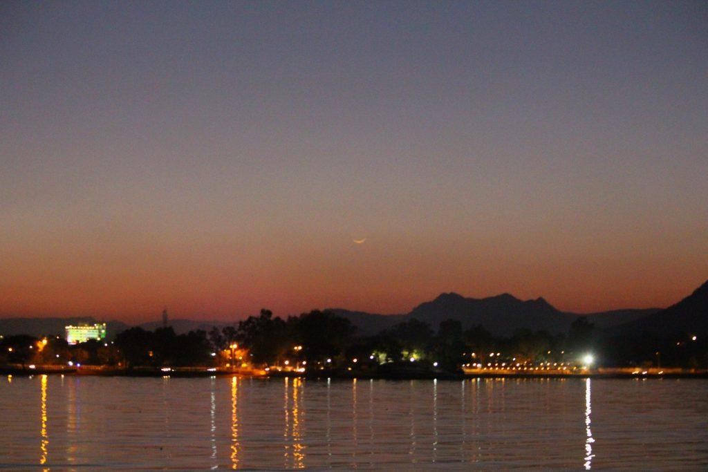 Fateh Sagar Lake: A Sunset Point of Udaipur, Rajasthan