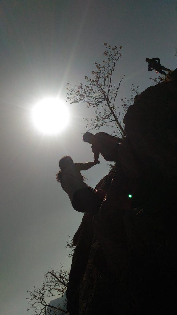trekking in mount abu rajasthan
