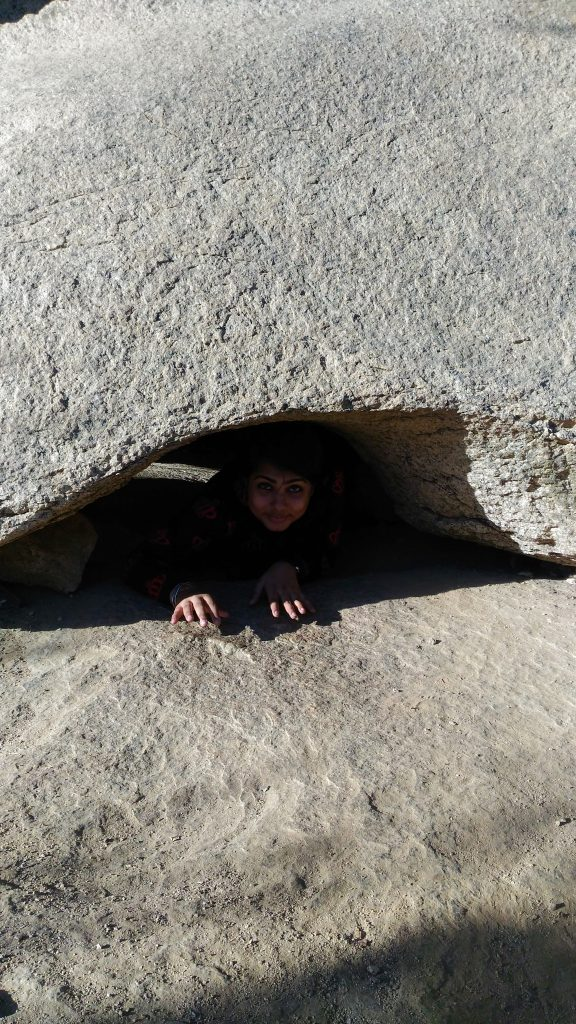 caving in mount abu