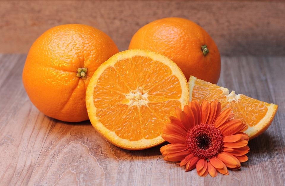 orange-Natural Skin Lightening Remedies