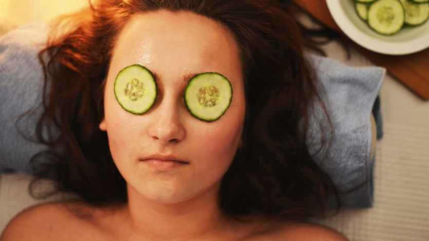 Fruit face packs for anti-aging