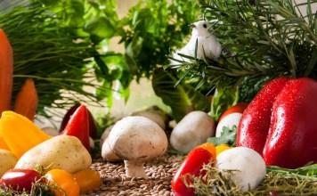 high fiber vegetables