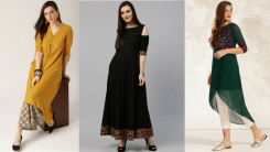 60 Best and Latest Kurti Designs that are Popular in 2021