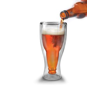 beer glass for friend