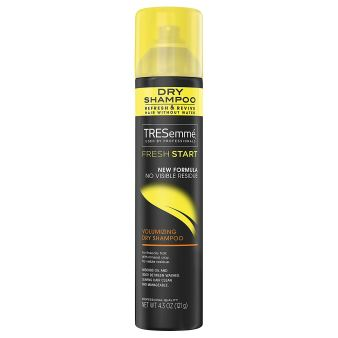 dry shampoo for hair volume
