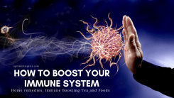 How to Boost Your Immune System From COVID-19 | 20 Home remedies, Immune Boosting Tea, and Foods