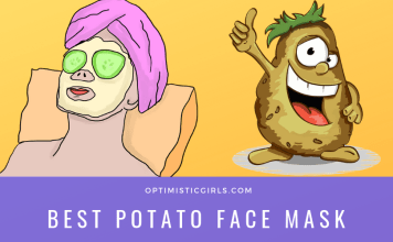 Potato Face Mask